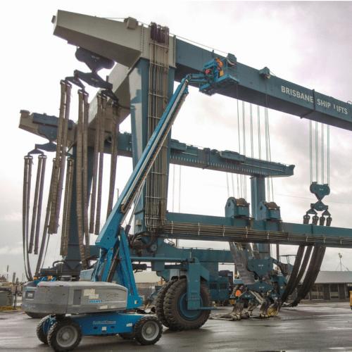 Brisbane EWP Shipping 500