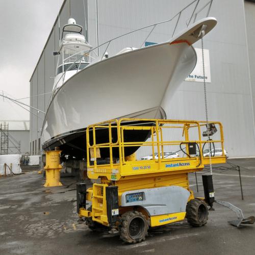 Brisbane EWP Shipyard 500