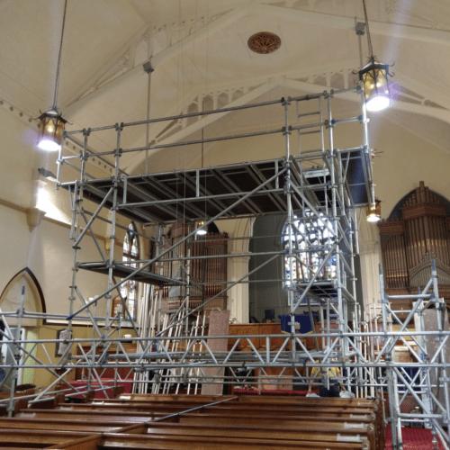Church Scaff